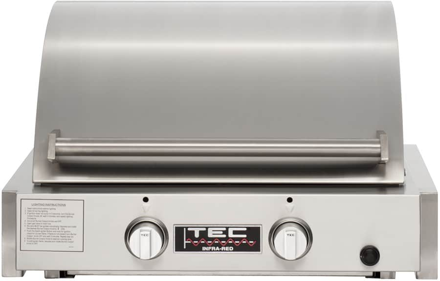 TEC Grills - Sterling G2000 FR Built-In 2-burner grill
