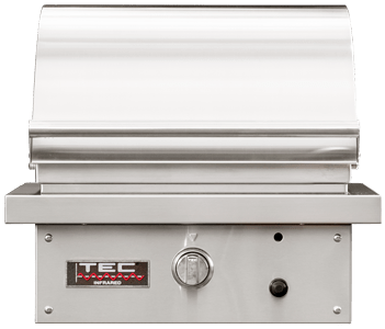 TEC Grills - 26in Built-In Sterling Patio FR Grill