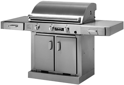 TEC Sterling Grill Infrared