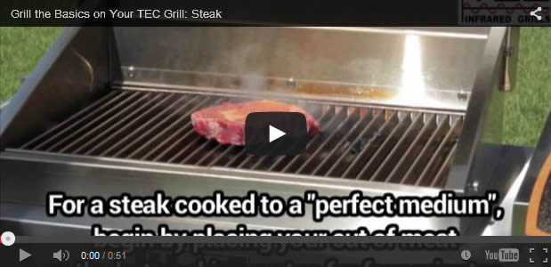 Wonderful GRILL THE BASICS ON YOUR TEC GRILL: STEAK