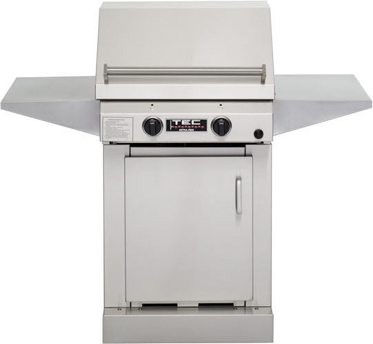 Sterling 2000-FR Grill with Pedestal