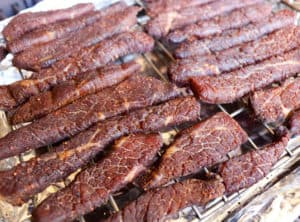 TEC Grills Homemade Beef Jerky - Jerky is Ready!