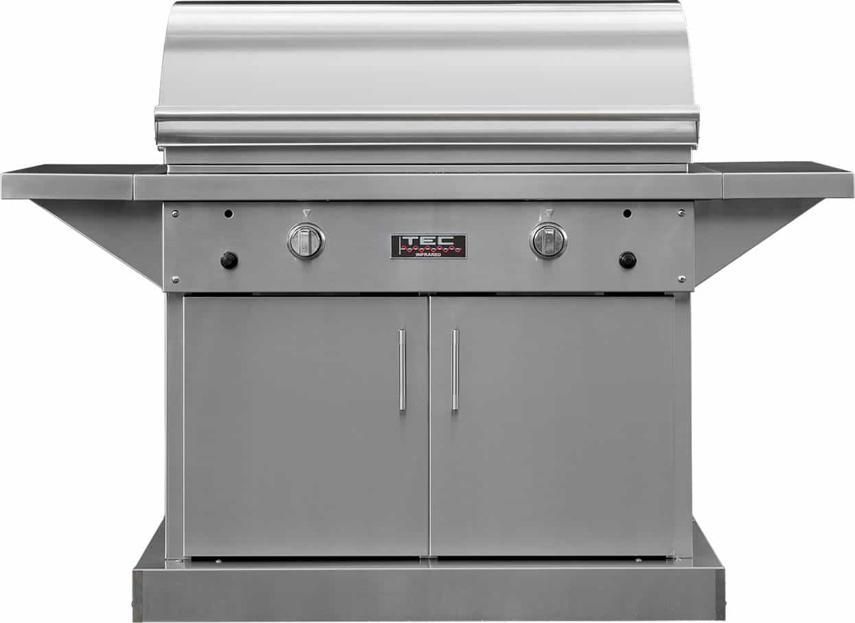 "Sterling Patio FR 44"" 2 Burner Grill"