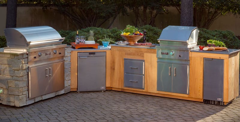 Outdoor Kitchen Components Part - 38: TEC Infrared Grills