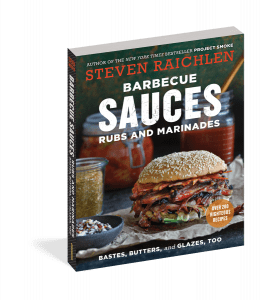 TEC Grills Holiday Gift Guide - Barbecue Sauces, Rubs, and Marinades by Steven Raichlen