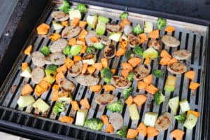 TEC Grills One Grill Pan Suppers - On the Grill