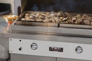 TEC Grills 5 Things You Wouldn't Think to Smoke on the Infrared Smoker/Roaster - Smoked Oysters