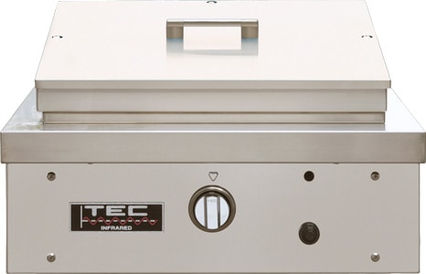 TEC Grills 26 inch Searmaster Closed Lid