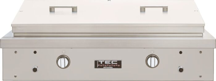 TEC Grills 44 inch Searmaster Lid Closed