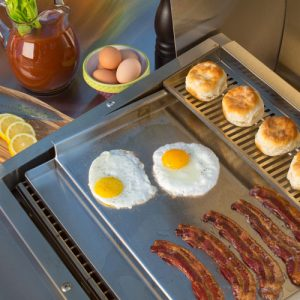 TEC Grills Griddle Accessory for the Patio and Sterling Patio Grills
