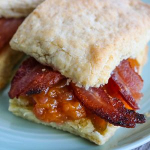 TEC Grills - Summer Peach Chutney Recipe