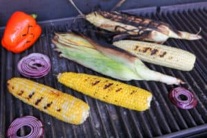 TEC Grills Summer Grilled Corn on the Grill