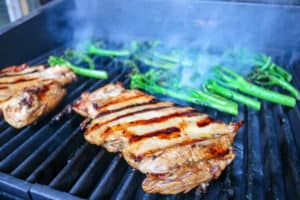 TEC Grills - Meet the Searmaster Team: Cannon Taylor's Hawaiian Chicken on the Grill