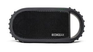 TEC Grills Holiday Gift Guide - EcoXGear EcoCarbon Bluetooth Speaker