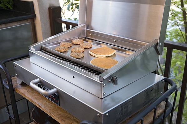 TEC Griddle for G-Sport. Cherokee, Sterling, and Sterling G Grills