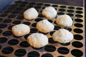 TEC Grills Infrared Pizza Rack - Biscuits
