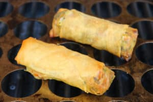 TEC Grills Infrared Pizza Rack - Egg Rolls