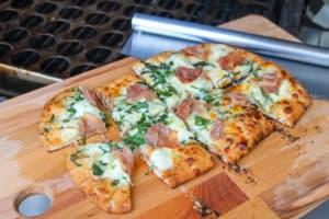 TEC Grills Infrared Pizza Rack - Flatbread Pizza
