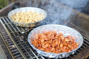 TEC Grills 5 Things You Wouldn't Think to Smoke on the Infrared Smoker/Roaster - Smoked Nuts