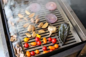 TEC Grills 5 Things You Wouldn't Think to Smoke on the Infrared Smoker/Roaster - Smoked Vegetables