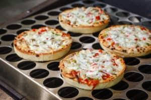 TEC Grills Favorite Kind of Pizza Deep Dish